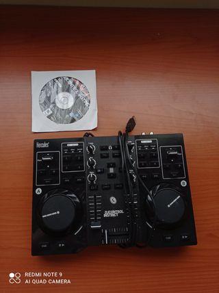 MESA DJ HÉRCULES