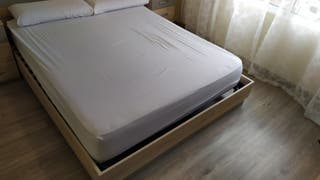 cama doble 160x200