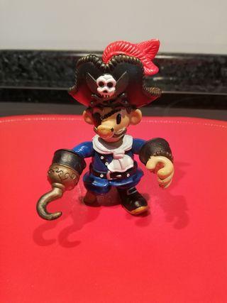 Muñeco PVC Pirata