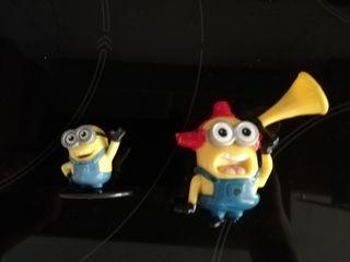 Muñecos Minions PVC