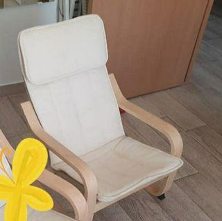 SILLON IKEA PARA NIÑOS. EN PERFECTO ESTADO.