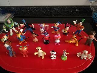 Muñecos PVC varios
