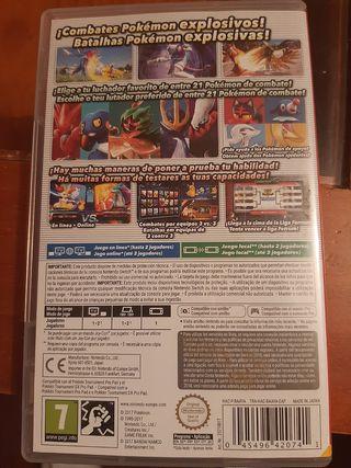 Juego Pokemon
