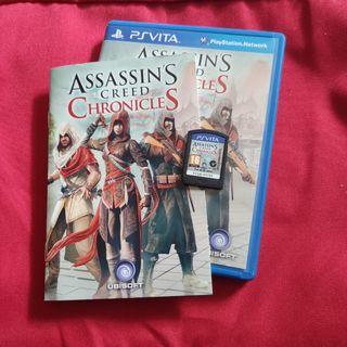 Assassin creed chronicles PSVita