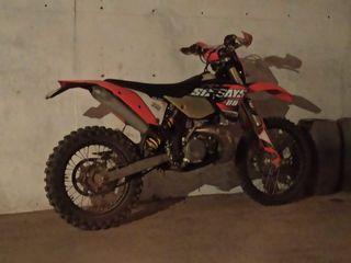ktm exc 300 2008