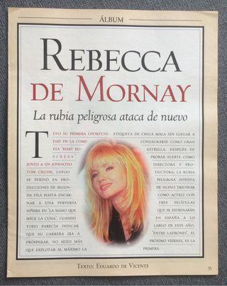 Rebecca de Mornay (coleccionable)