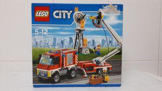 LEGO CITY BOMBEROS 60111