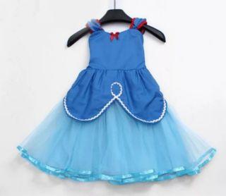 disfraz niña bebé nuevo princesa 18/24 MESES