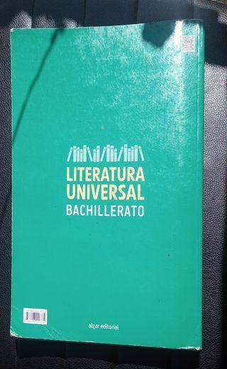 LITERATURA UNIVERSAL (1° BACHILLERATO)