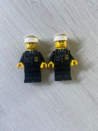 Policías lego