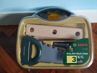 Maletín de herramientas de juguete de Bosch