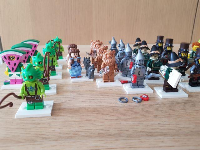 Lego minifiguras Originales
