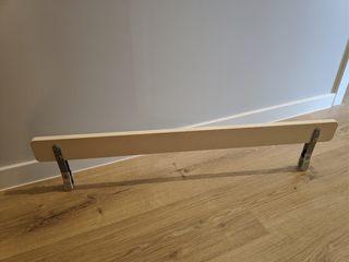 Barrera cama niño IKEA