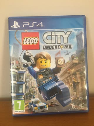 Juego PS4 Lego City Undercover