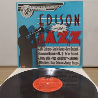 Edison And All The Jazz 1977 ND
