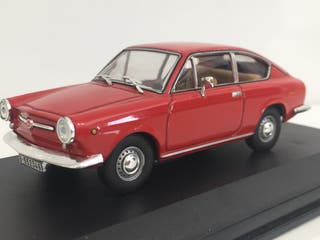 Seat 850 Coupe 1/43