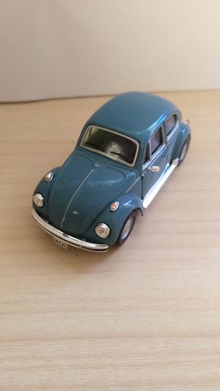 Volkswagen Beetle coche a escala 1:43