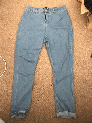 Light blue jeans PLL
