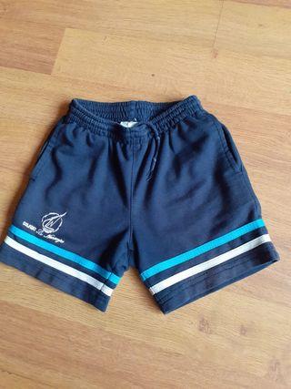 Pantalón deporte corto los naranjos talla 5