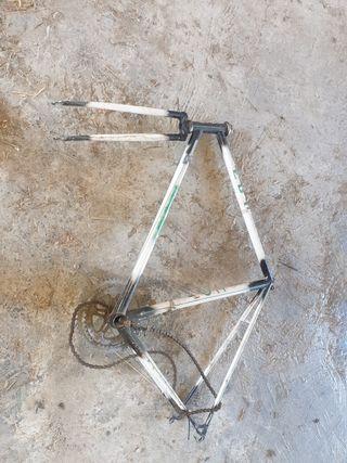Cuadro bici carreteta