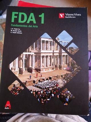 1 Bachillerato artístico libros de texto