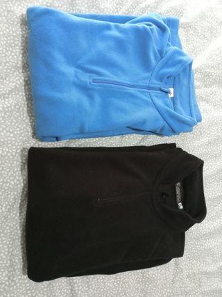 lote de 2;Jersey polar talla XL