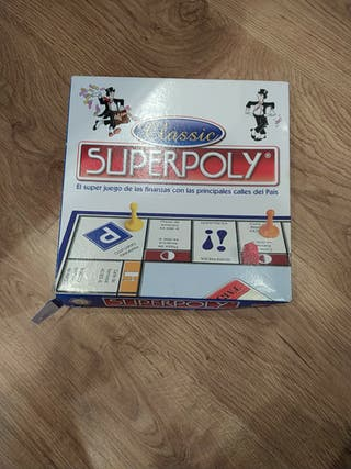 Lote puzzles y Monopoly