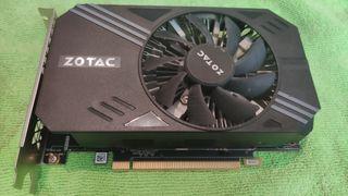 Tarjeta Grafica Zotac P106-090 GTX 1060 3GB mining