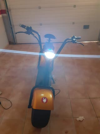 patinete electrico atta citycoco gold 1000 60v