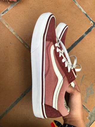 Vans Old Skool Burdeos T.38