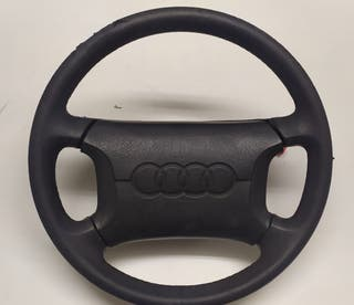Volante Audi 80 Coupé+cuero+Airbag