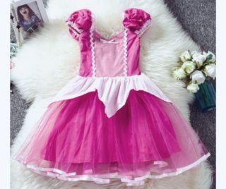 disfraz niña bebé nuevo princesa 12/18/24/36 MESES