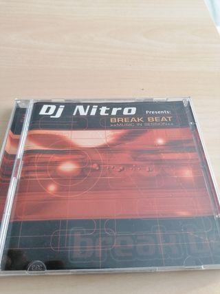 Dj Nitro Breakbeat