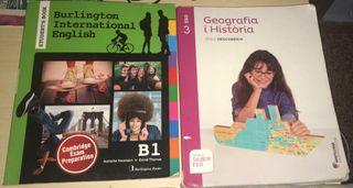 Burlington English Y Geografía i Historia
