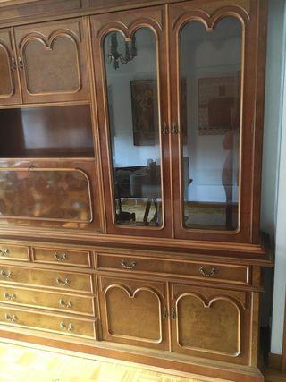 armario para guardar vajilla de salon-comedor