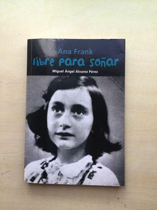 Ana Frank libre para soñar