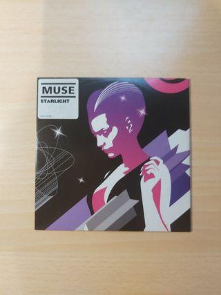 Muse - Starlight cd single