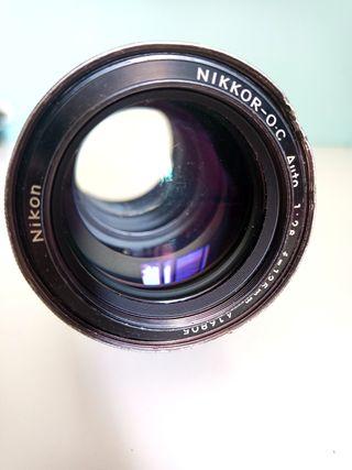 Nikon Nikkor 135mm 2.8 Q-C Auto