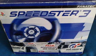 Volante Speedster 3 PS2