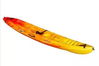 Adquiriría kayak 2 plazas