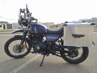 Moto Royal Enfield Himalayan
