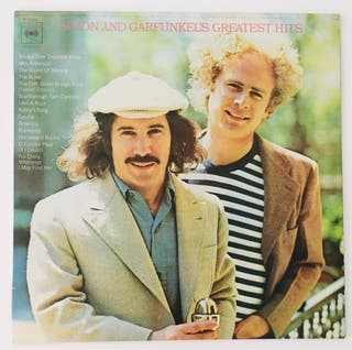 SIMON AND GARFUNKEL Disco Vinilo LP