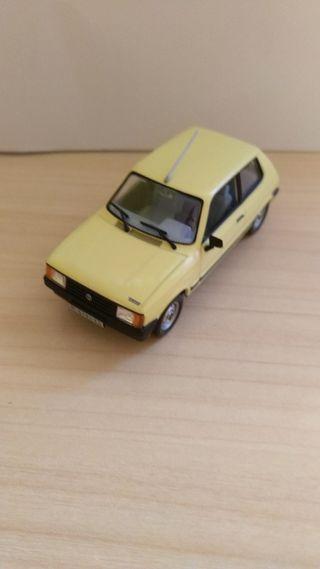 Talbot Samba coche a escala 1:43