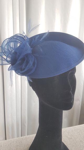 tocado sombrero sin estrenar