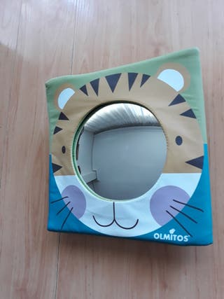 Espejo retrovisor infantil de Tigre