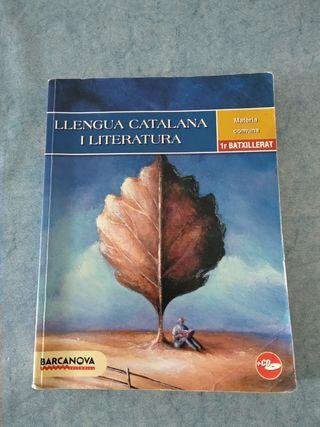 Llengua catalana i Literatura 1r Batxillerat