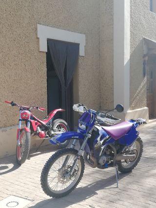 CAMBIO motos (dos) por 4x4 en buen estado.