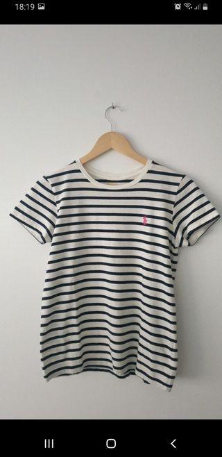 Camiseta de rayas de Polo Ralph Lauren
