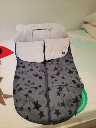 Saco de invierno y bolsa Tuc Tuc