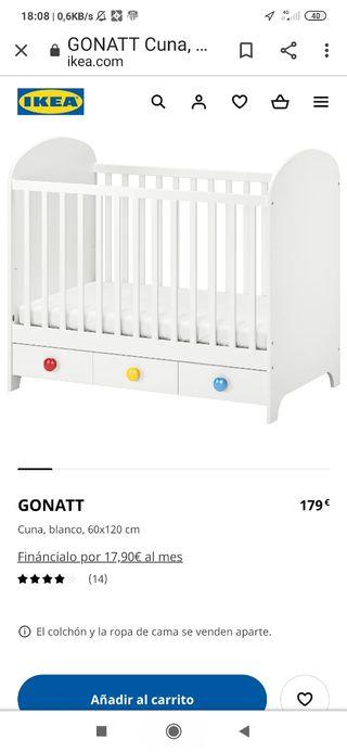 CUNA IKEA GONATT